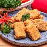 Resep Vegetarian Nugget Paling Sederhana